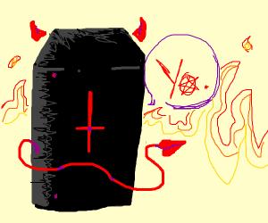 Demon Coffin