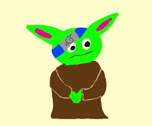 Yoda As A Ninja