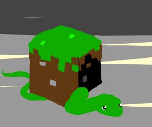 minecraft snake