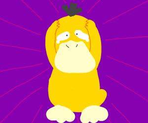Psyduck has a headache