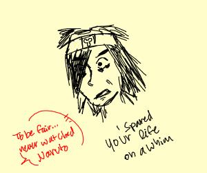 Emo Sasuke (aka regular Sasuke)