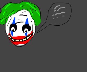 Joker tells his scar story