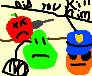 a pear swears he didn't kill his friend