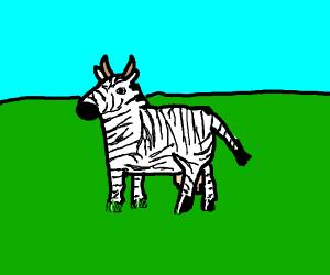 Antiphormorthic zeebra cow thing
