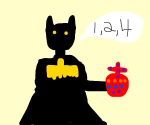 Holy Grenade, Batman!