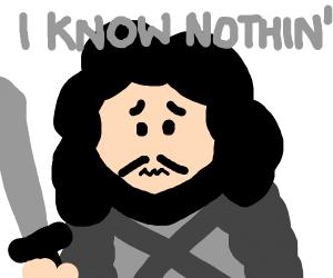 John Snow (Game of thrones)