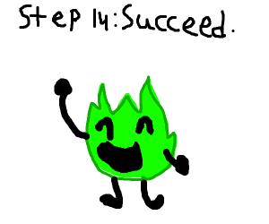 step 13: try again