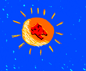 meat boy dies in the sun