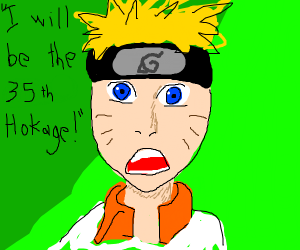 Naruto Great Great Great Great Grand child