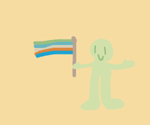 Alien supports lgbtq+