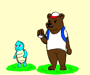 Pokemon: Bear Edition