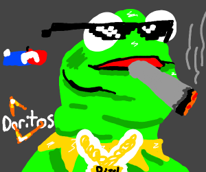 MLG Kermit The Frog