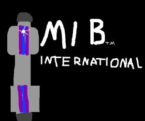 M.I.B Movie Poster