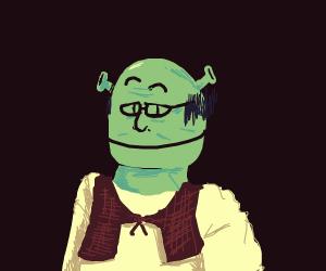 Danny Devito as Shrek