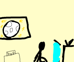 Step 1: Cry because Adventure Time ended - Drawception