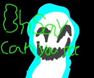 Singing Ghost Kid