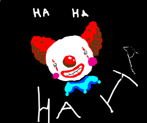 Best clown in the world