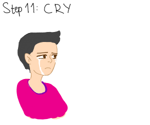 Step 10: Try to resist killing people.