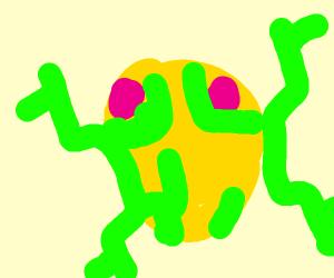 Cute frog/frogger