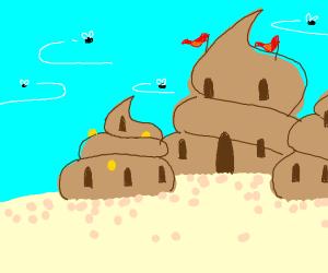 Poo castle