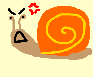 mad snail