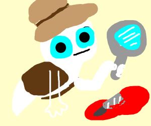 Detective Casper the Ghost