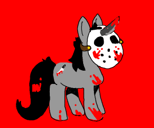 murder pony
