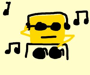 Spongebob DJ
