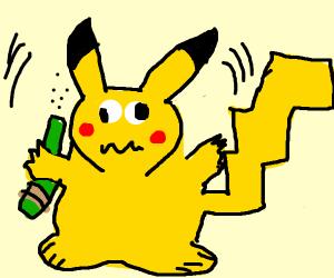Drunk Pokemon