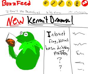 Buzzfeed Kermit Drama