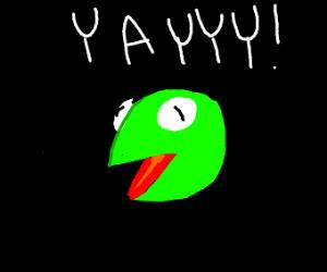 body-less kermit
