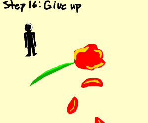 Step 15: become romantic