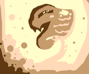 Cute Poison Snake