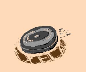 Happy Roomba