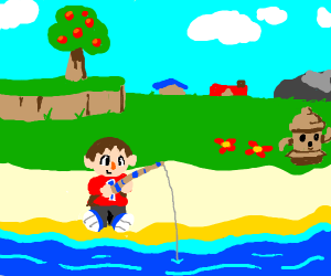Animal Crossing Freedraw