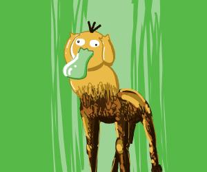 Psyduck centaur