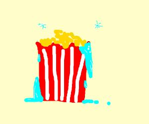 Cold Popcorn