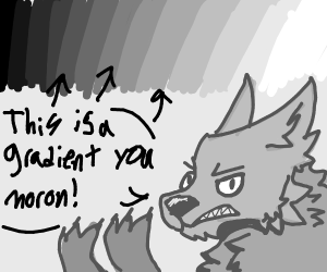 "wolf explains ""greydient"" shades"