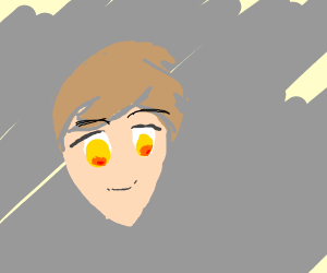 Kawaii yet creepy Lemon
