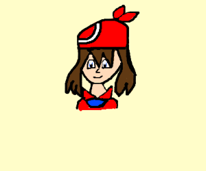 May from Pokémon