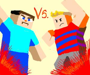 Roblox VS. Minecraft
