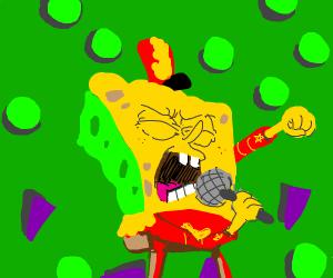 "SpongeBob SquarePants ""Sweet Victory"" Perform"