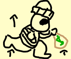 Robber Jumping