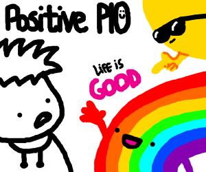 Positive PIO