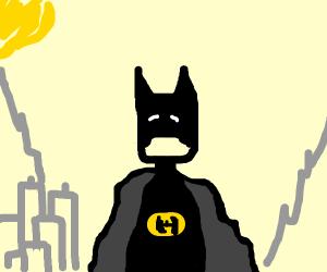 Giant Batman