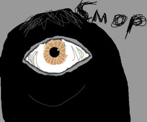 Nightmare by Halsey artwork