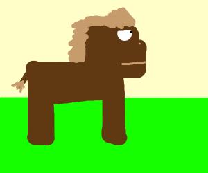 Lego Donkey