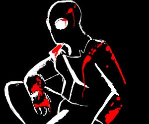 Spider Drownman