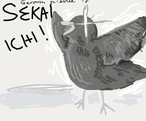 Bird Von Strohiem