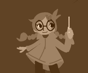 Penny Crygor (Warioware)